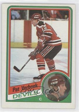 1984-85 Topps - [Base] #90 - Pat Verbeek