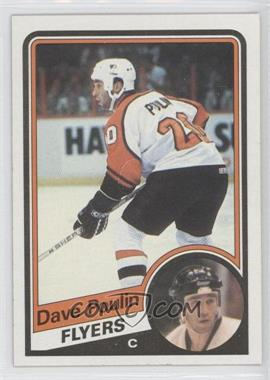 1984-85 Topps #120 - Dave Poulin