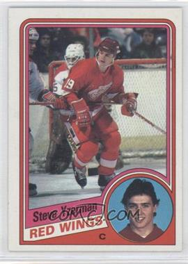 1984-85 Topps #49 - Steve Yzerman