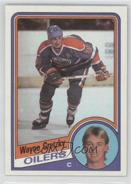 1984-85 Topps #51 - Wayne Gretzky