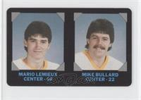 Mario Lemieux, Mike Bullard