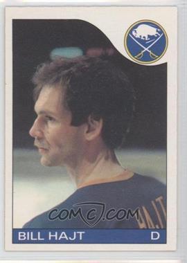 1985-86 O-Pee-Chee #119 - Bill Hajt