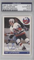 Pat LaFontaine [PSA/DNA Certified Auto]