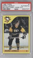 Mario Lemieux [PSA AUTHENTIC]