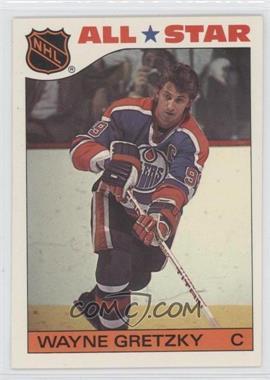 1985-86 Topps Stickers #2 - Wayne Gretzky