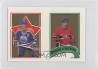 Shayne Corson, Wayne Gretzky