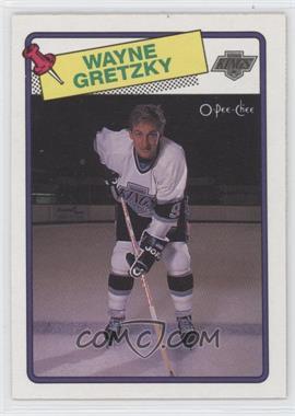1988-89 O-Pee-Chee #120 - Wayne Gretzky