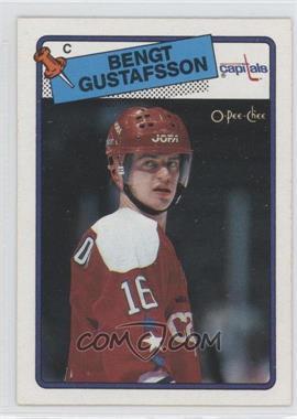 1988-89 O-Pee-Chee #151 - Bengt-Ake Gustafsson