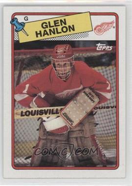 1988-89 Topps - [Base] #150 - Glen Hanlon