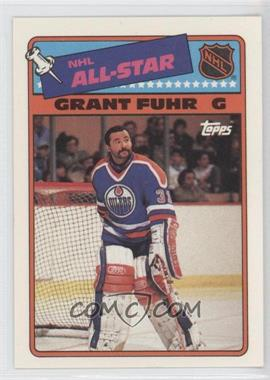 1988-89 Topps All-Star Stickers #6 - Grant Fuhr