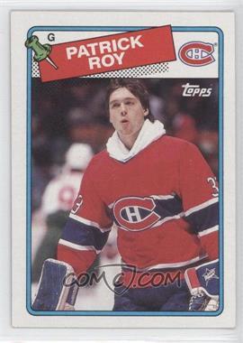 1988-89 Topps #116 - Patrick Roy