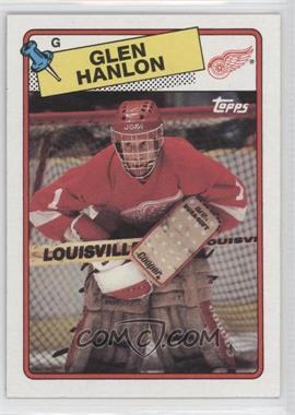 1988-89 Topps #150 - Glen Hanlon