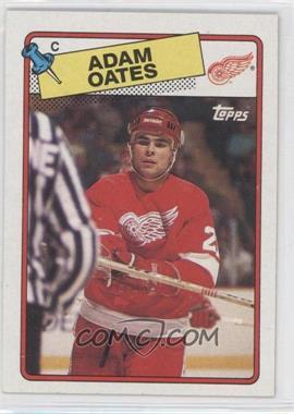 1988-89 Topps #161 - Adam Oates