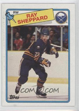 1988-89 Topps #55 - Ray Sheppard