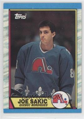 1989-90 Topps - [Base] #113 - Joe Sakic