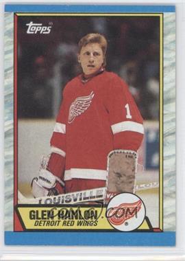 1989-90 Topps - [Base] #144 - Glen Hanlon