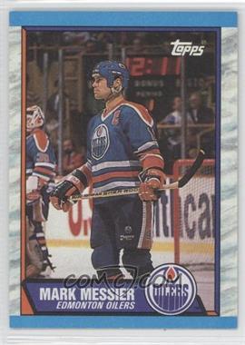 1989-90 Topps - [Base] #65 - Mark Messier