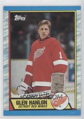 1989-90 Topps #144 - Glen Hanlon