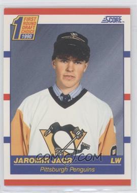 1990-91 Score - [Base] #428 - Jaromir Jagr