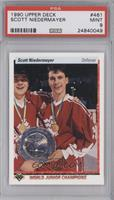 Scott Niedermayer [PSA 9]