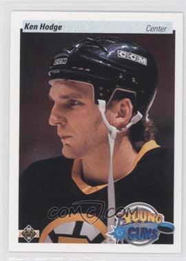 1990-91 Upper Deck #529 - Ken Hodge