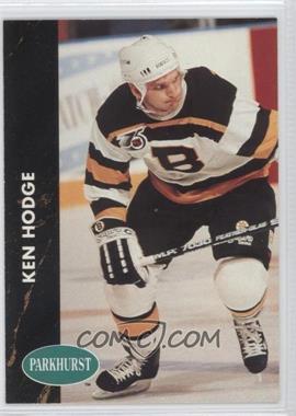 1991-92 Parkhurst #2 - Ken Hodge