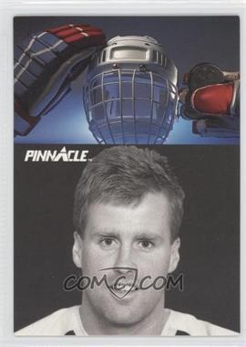 1991-92 Pinnacle - [Base] #413 - Dave Hannan
