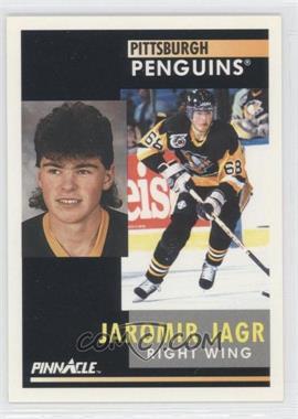 1991-92 Pinnacle - [Base] #53 - Jaromir Jagr