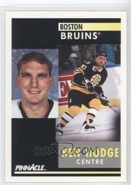 1991-92 Pinnacle French - [Base] #203 - Ken Hodge