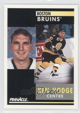 1991-92 Pinnacle French #203 - Ken Hodge