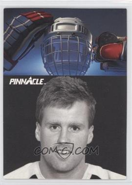 1991-92 Pinnacle French #413 - Dave Hannan
