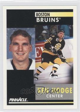 1991-92 Pinnacle #203 - Ken Hodge