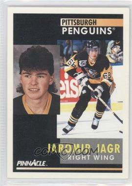1991-92 Pinnacle #53 - Jaromir Jagr