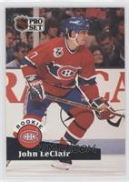 John LeClair