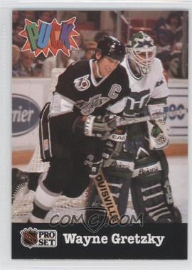 1991-92 Pro Set [???] #11 - Wayne Gretzky
