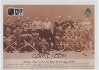 Ace Bailey Benefit Game 1914 - First All-Star Game