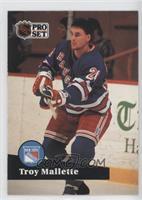 Troy Mallette