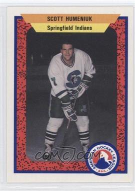 1991-92 ProCards AHL/IHL #97 - Scott Humeniuk