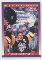 Pittsburgh Penguins Team, Mario Lemieux