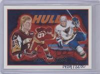 Brett Hull (Autograph) /2500