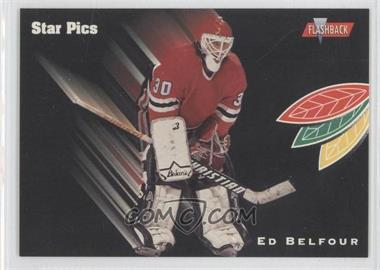 1991 Star Pics Autographs [Autographed] #20 - Ed Belfour