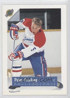 1991 Ultimate French #5 - Peter Forsberg