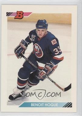 1992-93 Bowman - [Base] #28 - Benoit Hogue