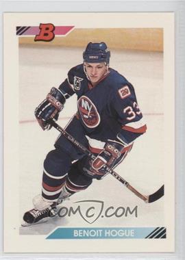 1992-93 Bowman #28 - Benoit Hogue