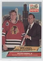 Jeremy Roenick, William Harding Jr. (Commemorative)
