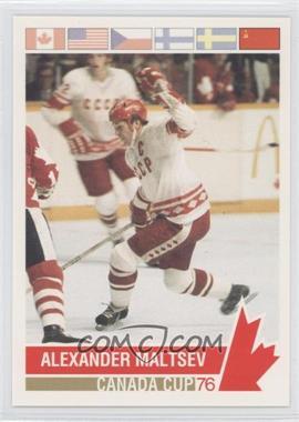 1992-93 Future Trends '76 Canada Cup - [Base] #161 - Alexander Maltsev