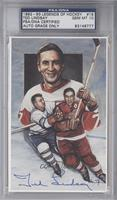 Ted Lindsay [PSA/DNA Certified Auto]