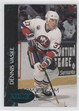 1992-93 Parkhurst Emerald Ice #335 - Dennis Vaske