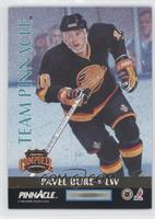 Kevin Stevens, Pavel Bure