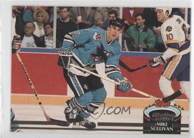 1992-93 Topps Stadium Club #262 - Mike Sullivan